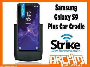 STRIKE-ALPHA-SAMSUNG-GALAXY-S9-PLUS-CAR-CRADLE-FAST-CHARGER