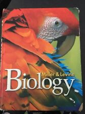 MILLER And LEVINE Biology Textbook 2010 ISBN 9780133669510 Hardcover