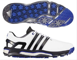 innovative design 69ae6 2821d Image is loading Adidas-Right-Hand-Energy-Boost-Golf-Shoes-sizes-