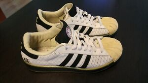 20bd550621c Image is loading Rare-Adidas-Superstar-shoes-PT-2009-size-US-