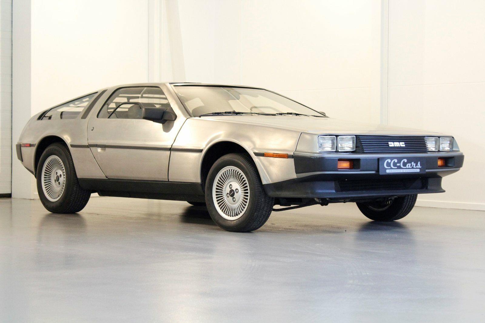 DeLorean DMC 2,8 V6 Coupé aut. 3d