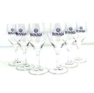 BONAQA-Glaeser-Set-6x0-1l-Wasser-Glas-Bonaqua-Trink-Becher-Kelch-Bar-mn1223-1281