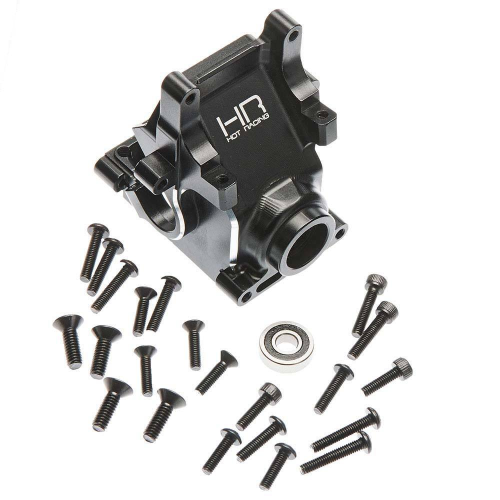 Hot Racing AON12E01 Aluminum Gearbox Case Bulkhead Kraton Outcast