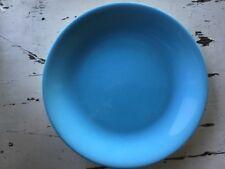 Boch Frères Belgium , Keralux, blue  serving dish,