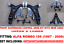 ALFA-ROMEO-156-FRONT-UPPER-LOWER-WISHBONE-SUSPENSION-ARMS thumbnail 2