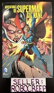 ADVENTURES OF SUPERMAN GIL KANE HC DC COMICS 2012 OOP