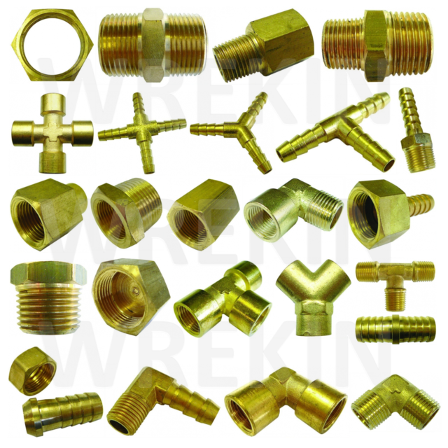 """Large Flange Water Butt Hose Connector Elbow 1//2/"""" Thread x 13mm Hose Barb"""