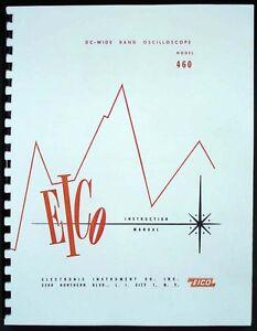 EICO-Model-460-Oscilloscope-Instruction-and-Assembly-Manual