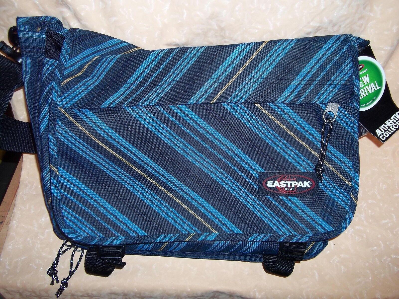 TRACOLLA BORSA UNIVERSITA' EASTPAK DIAGON BLU    cod.1160