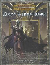 Dungeons & Dragons 3.5 Edition Drow of the Underdark Handbook