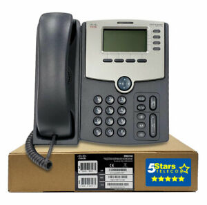 Cisco-SPA514G-4-Line-Gigabit-IP-Phone-Brand-New-1-Year-Warranty