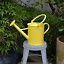 thumbnail 6 - HORTICAN Galvanized Watering Can Modern Style Watering Pot with Handle for Outdo