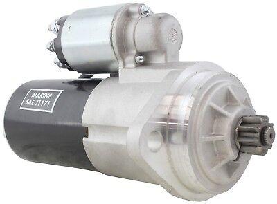 New Starter OMC 7.4L 7.4L//454CI 8-Cyl 1978-1988 Marine Certified 30110 30112