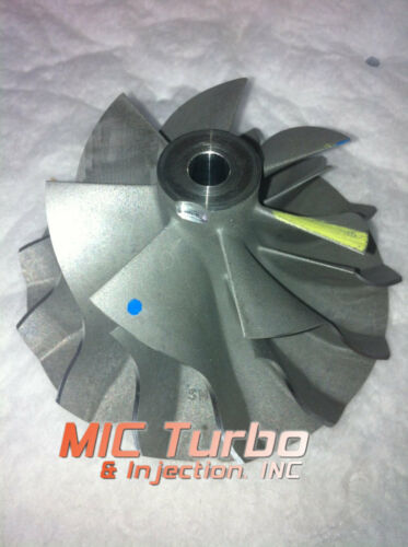 BorgWarner S463 Turbocharger Compressor Wheel 168407 63mm S400 Turbo Detroit