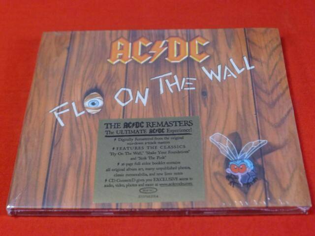 Fliege an der Wand (Digipak) von AC/DC CD