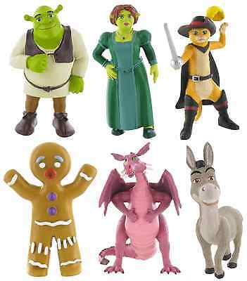 Bullyland Comansi Official Licensed Madagascar Toy Figure Cake Topper Toppers