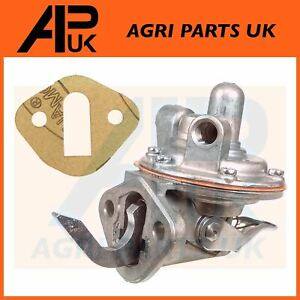 NEW Fuel Lift Pump for Massey Ferguson Tractor 1085 165 255 285 298 30 3165