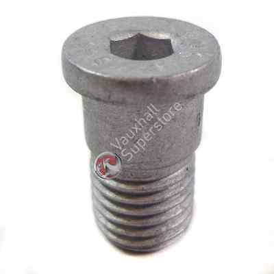 GENUINE DELPHI MINI Brake Disc Countersunk Torx  Screw 10x13mm 07136772426