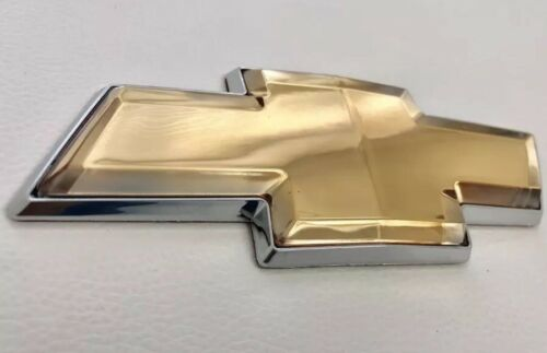 2006-2013 Chevy Impala /& Monte Carlo Front or Rear Grill Bowtie Emblem Gold OEM