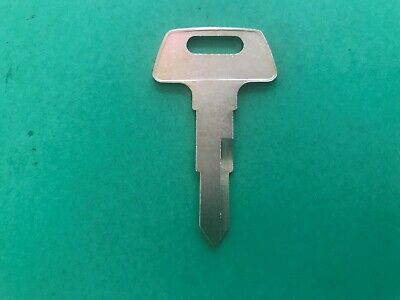 Honda Motorcycle Keys Cut to Code D00-D50 Fast Free Shipping