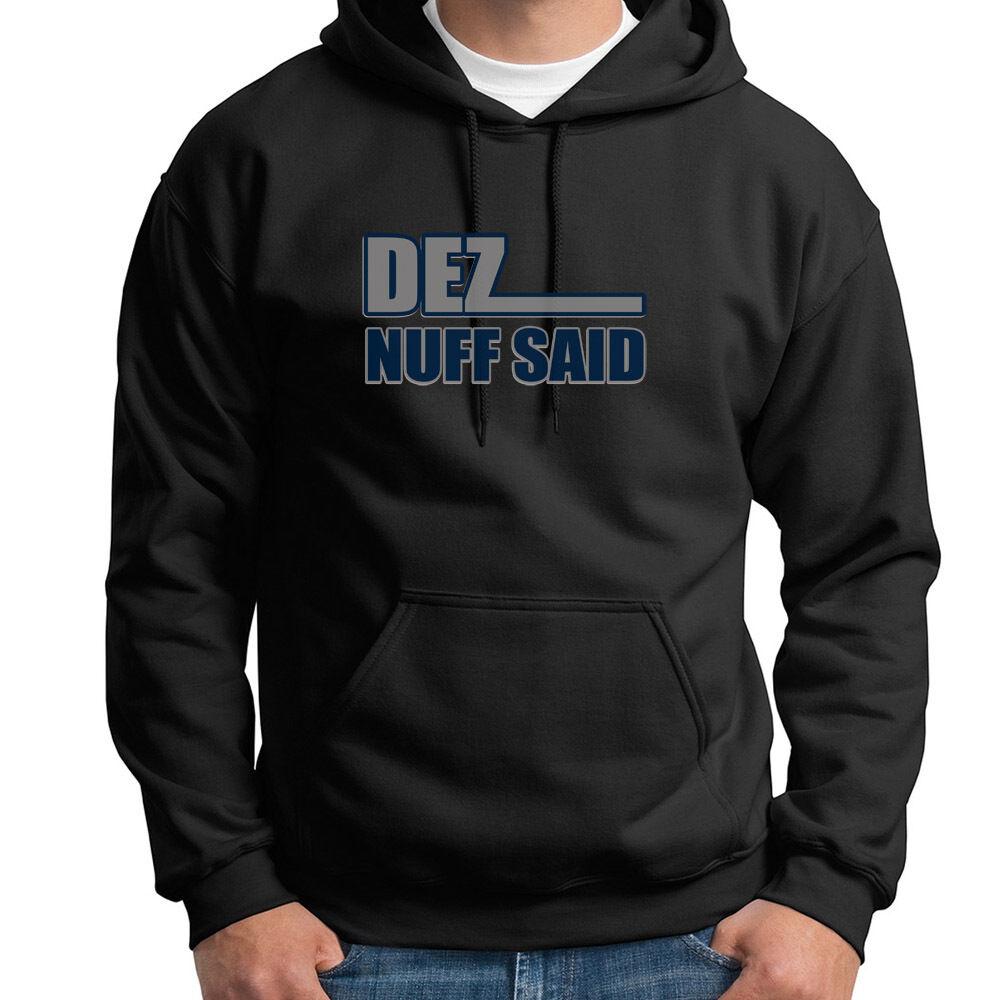 Dez Nuff Said Dallas Cowboys T Shirt Dez Bryant Jersey 88