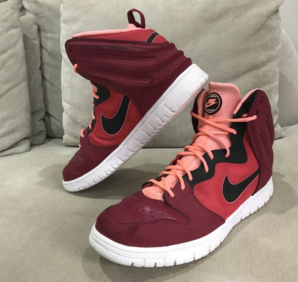 Nike Dunk Free MENS US 15 Sneakers Hi Top Shoes Trainers Basketball 33cm best-selling model of the brand