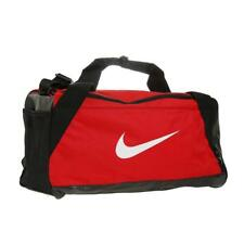 item 8 Nike Brasilia Small Duffel Gym Bag Red Crush Black White BA5335-618  Boys Men s -Nike Brasilia Small Duffel Gym Bag Red Crush Black White  BA5335-618 ... b9fcd952317f1
