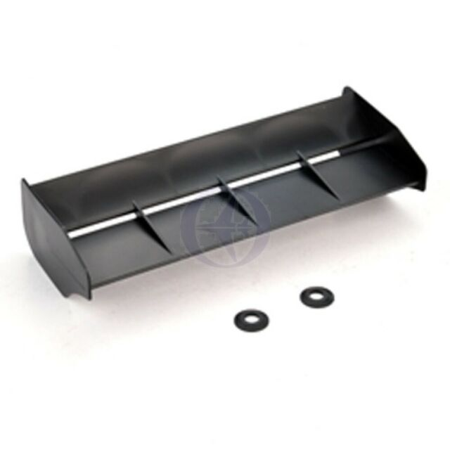 PD1903-B Thunder Tiger Rear Spoiler black 1/8 TRA^