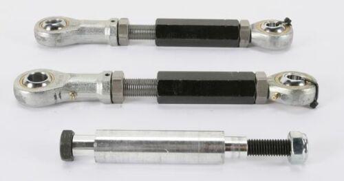 Fully Adjustable Lowering Link Powerstands Black 06-00750-22
