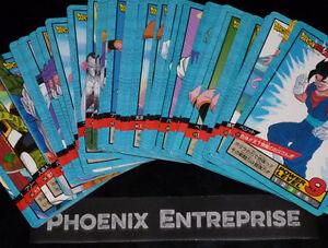 DRAGON BALL Z DBZ SUPER BATTLE PART 13 CARDDASS CARD CARTE 548 JAPAN 1995 MINT kaartspellen