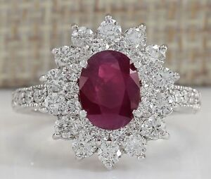 Charming-Jewelry-925-Sterling-Silver-Oval-Cut-Ruby-Halo-Ring-Proposal-Jewelry