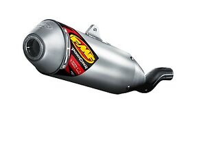 FMF-Racing-Powercore-4-Slip-On-Exhaust-Muffler-00-15-Suzuki-DRZ400E-S-SM