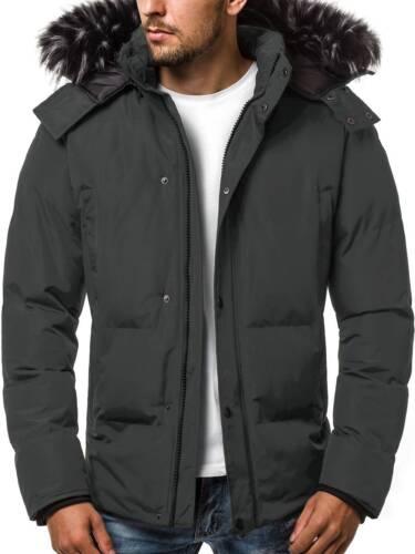 Winterjacke Mantel Wärmemantel hs201821 Herren Parka Js Wintercoat Ozonee EPtpqn0xp