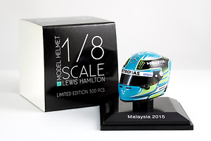 Spark-1-8-Escala-Mercedes-AMG-Petronas-Lewis-Hamilton-2015-casco-de-Malasia