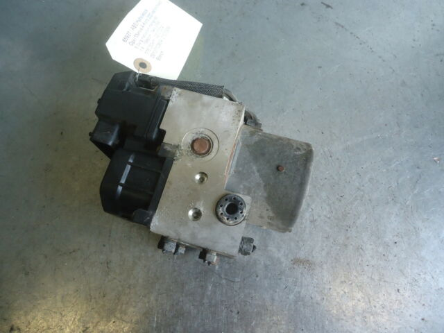 Groupe hydraulique ABS Opel Meriva A 09127108 EA 1.6i 74kW Z16XE 65927