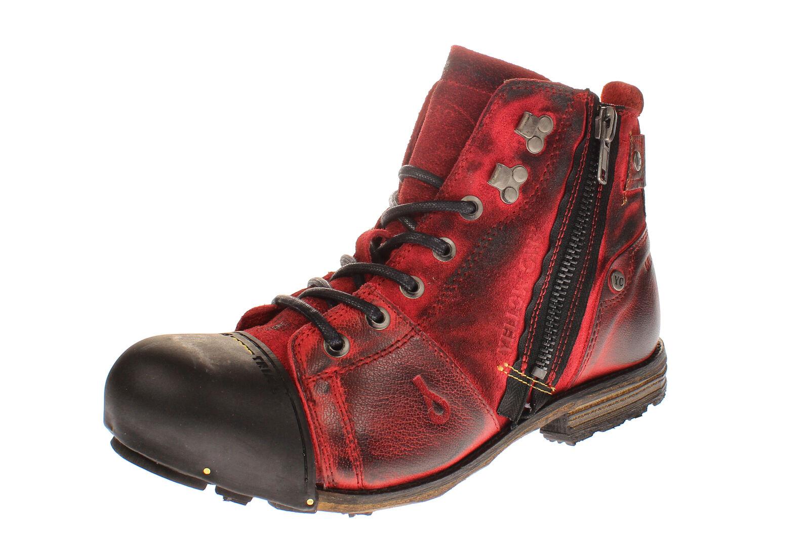 Gelb Cab Y15419 INDUSTRIAL 2-C - Herren Schuhe Stiefel   Stiefel - 700-braun