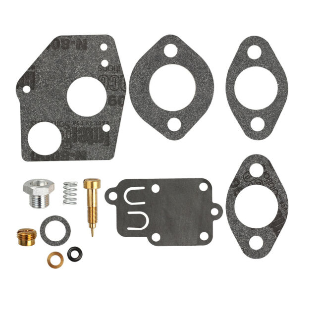 Carburetor Overhaul Kit For Briggs /& Stratton 100202 100293 130202 130293 140200