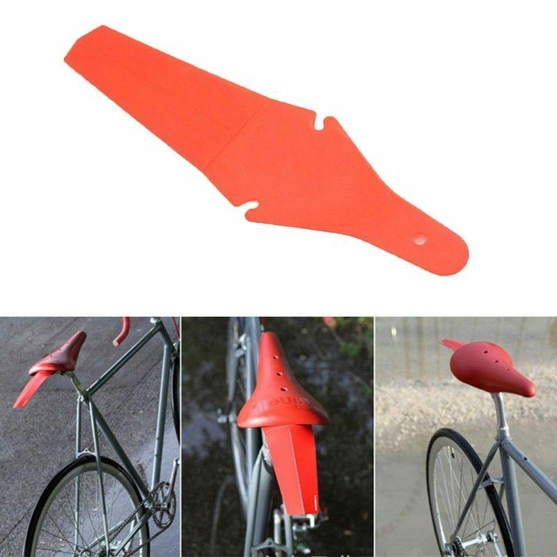 1PC Bicycle Rear Mudguard Splash Bike Saddle Ass Saver Mud Guard Road MTB