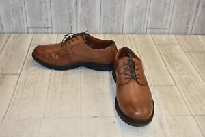 cc04d5ca9 Nunn Bush Marvin Street Plain Toe Oxfords - Men's Size 10 M - Tan | eBay