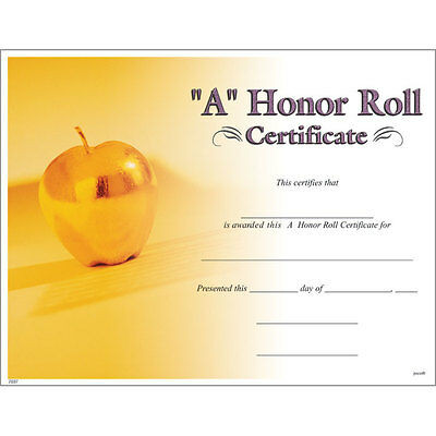 It is an image of Free Printable Honor Roll Certificates for music achievement certificate