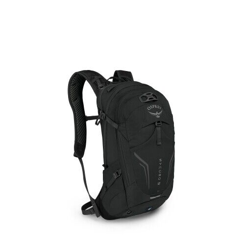 Osprey Syncro 12 black Radrucksack Sportrucksack Skirucksack schwarz