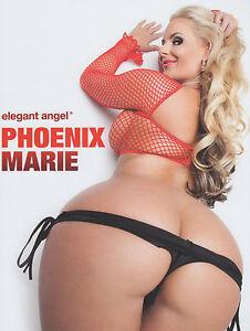 Image Is Loading Phoenix Marie Rare 2014 Elegant Angel Photo Avn