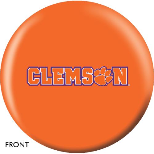 NCAA Clemson Tiger Bowling Ball Ball Ball d18906