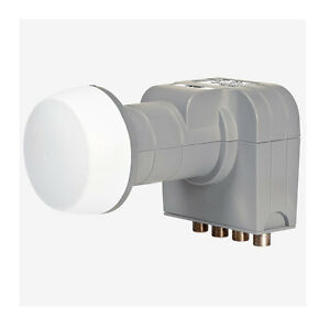 Quad-Quattro-Switch-Fuba-DEK-416-LNB-Digital-Full-HDTV-HD-LNC-LMB-4-Teiln-NEU