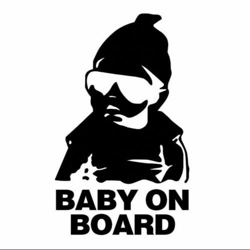 SAFETY Baby in car sticker **Best in  UK**