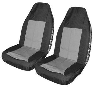 Housse de siège spéciale 4x4 et utilitaire Extra Large avec pochette rangement