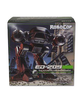 "New 2013 NECA RoboCop 1 ED-209 Deluxe Boxed Set 10/""Action Figure w//Sound Sealed"