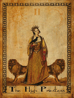 Judgement Tarot Card Metal Sign, Metaphysical, Divination, Fortune-telling, Boho