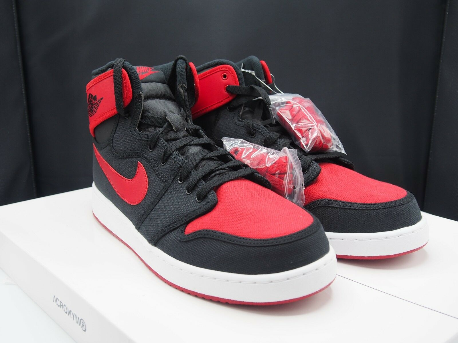 Nike Air Jordan 1 KO High OG Banned 638471-001