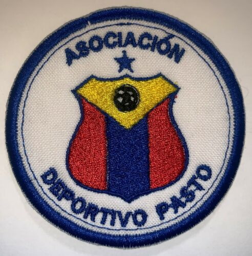 Colombia Soccer Fubtbol Team Patch Glue On New C2